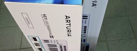 Поступление  MIDI-клавиатур Arturia
