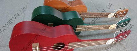 Нові кольори укулеле FZONE FZU-110M