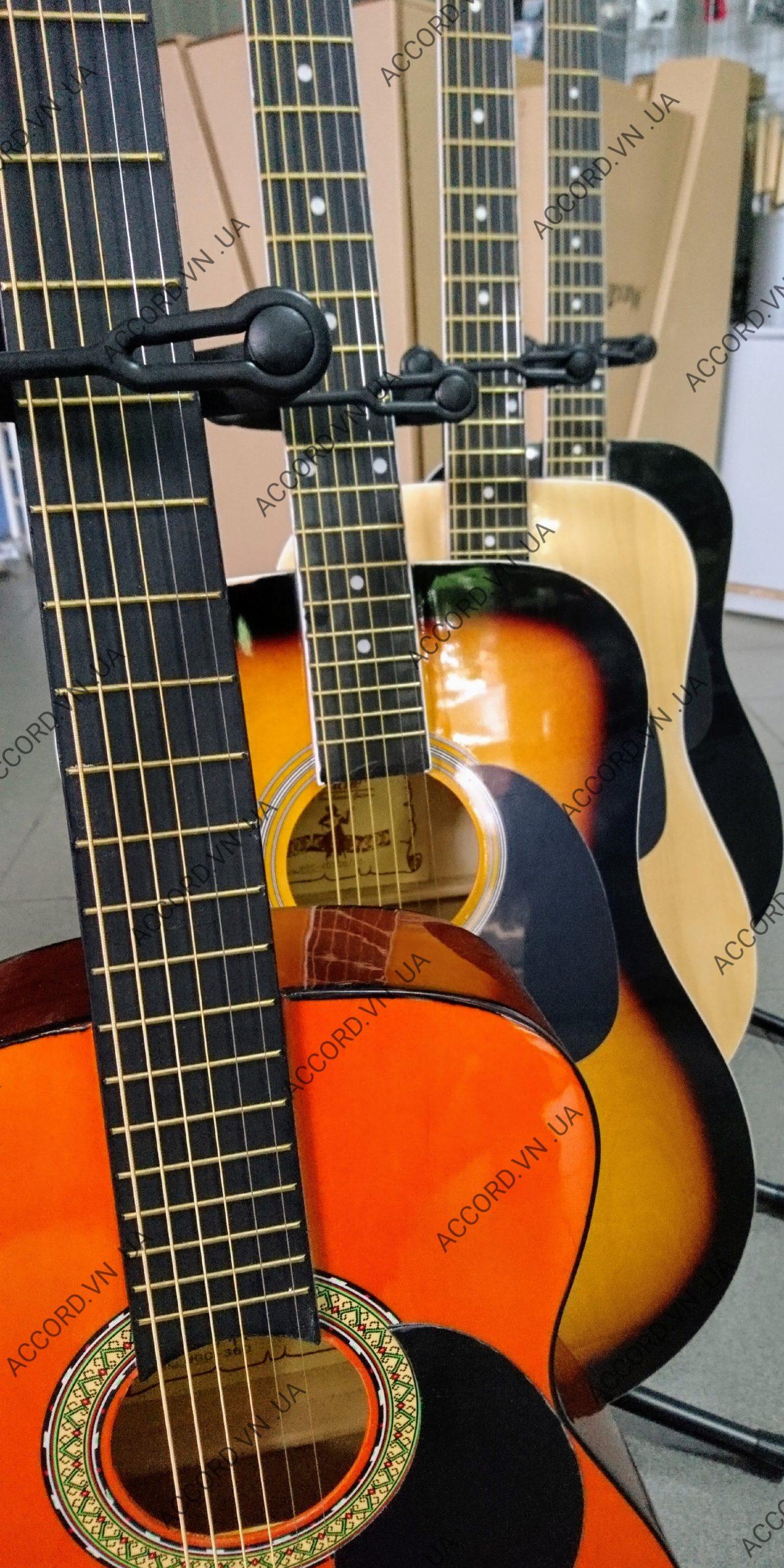 Акустичні гітари MAXTONE